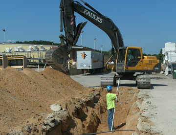 Sitework & Products for Commercial Customers